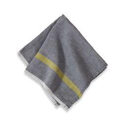 Laundered Linen Stripe Napkin