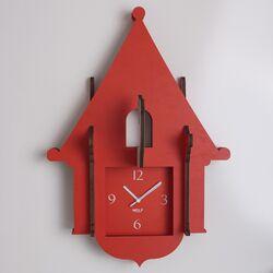 Jigsaw Cuckoo Wall Clock