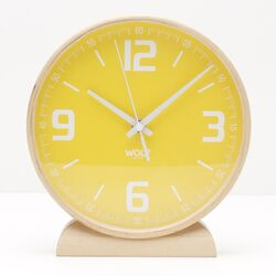 Moderne Round Mantel Clocks