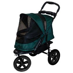 AT3 No-Zip Jogger Pet Stroller