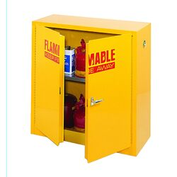 Counter Height Flammable Safety Cabinet