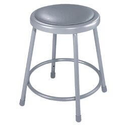 Stool with Footring (Set of 5)