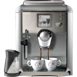 Platinum Vision Espresso Machine