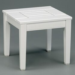 Square Drachmann Side Table