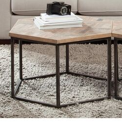 Thornhill Hexagon Coffee Table