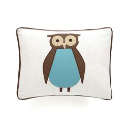 Owls Boudoir Pillow