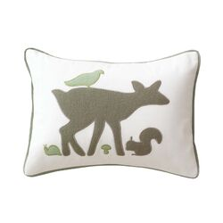 Woodland Tumble Boudoir Pillow