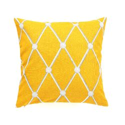 Hadley Mustard Pillow Cover (Set of 3)