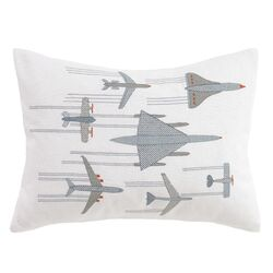 Flight Boudoir Pillow