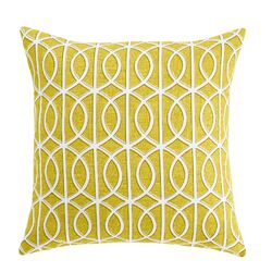 Gate Citrine Pillow