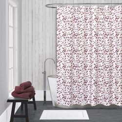 Kinetic Cotton Shower Curtain