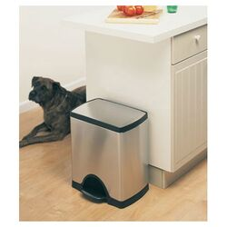 Rectangular Step 6.5 Gallon Trash Can