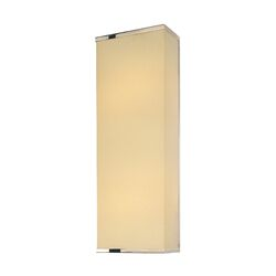Pannelo ADA Wall Sconce in Satin Nickel
