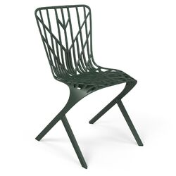 David Adjaye 2013 Washington Skeleton Side Chair