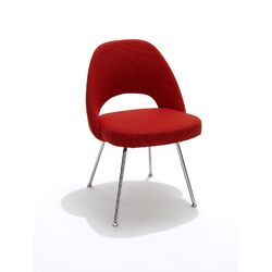 Knoll -Saarinen Executive Chair with Wood Legs