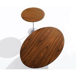 Saarinen Round Side Table - Quick Ship!