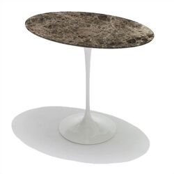 Saarinen Oval Side Table