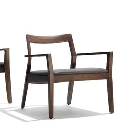 Marc Krusin Arm Lounge Chair