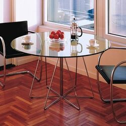 PaperClip Medium Round Coffee Table