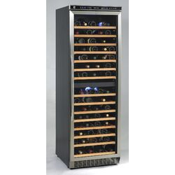 149 Bottle Dual Zone Wine Refrigerator