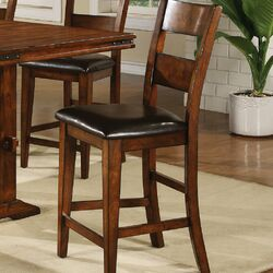 Ladder Back Barstool (Set of 2)