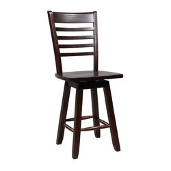 Santa Fe Ladder-Back Barstool