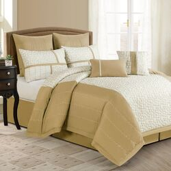 Pebbla 8 Piece Comforter Set
