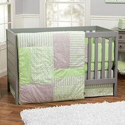 Lauren Crib Bedding Collection