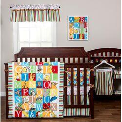 Dr. Seuss™ Alphabet Seuss Crib Bedding Collection