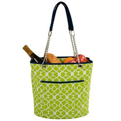 Trellis Fashion Cooler Tote