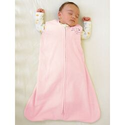 Fleece SleepSack� Wearable Blanket in Pink