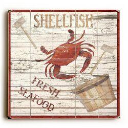 Shellfish and Fresh Seafood Wall Art