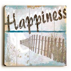Happiness Wall Art