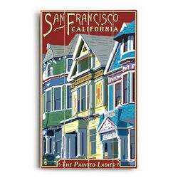 San Francisco California Wall Art