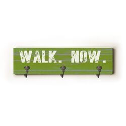 Walk Now Wall Hook