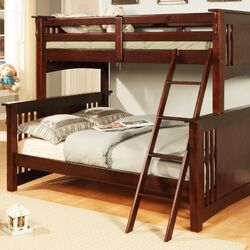 Berg Sierra Twin Space Saver Loft Bed With Desk Storage