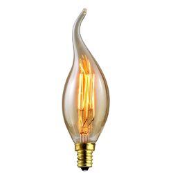 25W Colored 120-Volt (2100K) Light Bulb