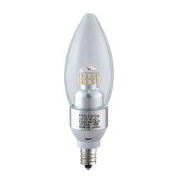4W 120-Volt (3000K) LED Light Bulb
