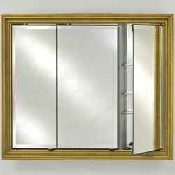Signature Bevel Tri-Fold Mirror