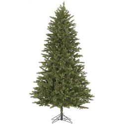 Slim Balsam 4.5' Green Fir Artificial Christmas Tree