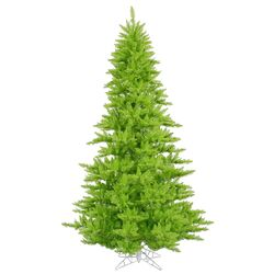 4.5' Lime Fir Artificial Christmas Tree with Unlit