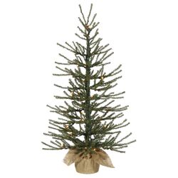 Frosted Angel 2.5' Pine Artificial Christmas Tree