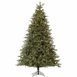Elk Frasier 6.5' Green Fir Artificial Christmas Tree with 550 Dura-Lit Clear Lights