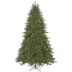 Ontario 4.5' Green Spruce Artificial Christmas Tree with Stand