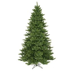 Camdon Fir 5.5' Green Artificial Christmas Tree with Unlit with Stand