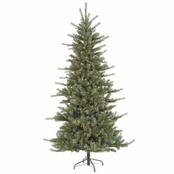 Colorado 9' Blue Spruce Artificial Christmas Tree with 900 Dura-Lit Clear Lights with Stand