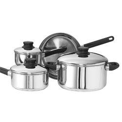 Kitchen Basics 7-Piece Cookware Set