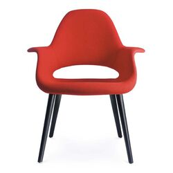 Organic Arm Chair by Charles Eames and Eero Saarinen