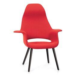 Organic Highback Arm Chair by Charles Eames and Eero Saarinen
