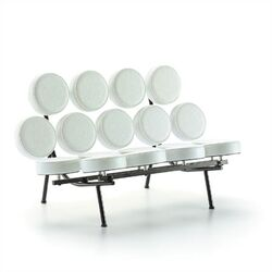 Miniatures Marshmallow Sofa